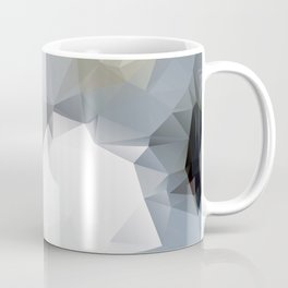 Hoppel — low poly art, nature, forest, mountains, landscape, minimalistic ar, home office, living  Coffee Mug