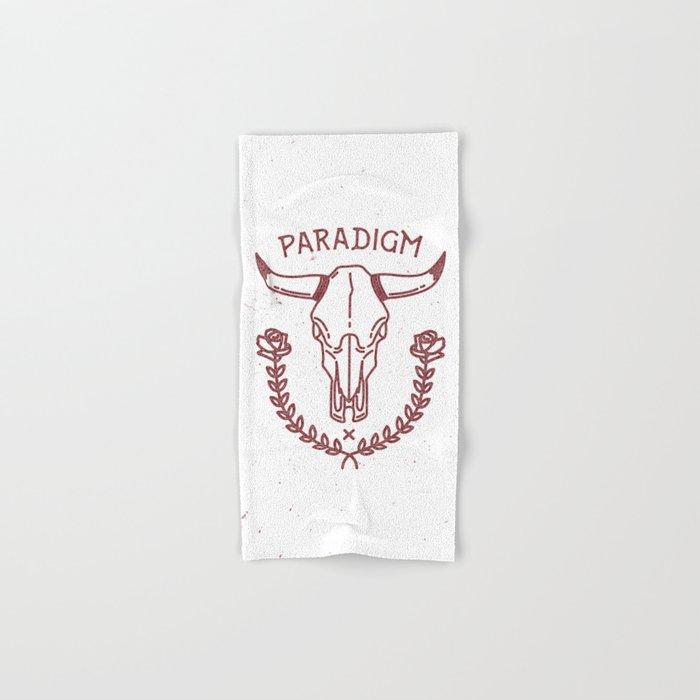Paradigm Hand & Bath Towel