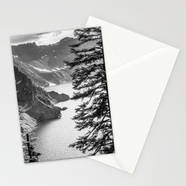 Forest Lake Retreat - Crater Lake Stationery Cards