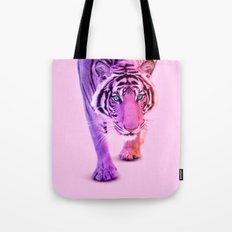 COLOR TIGER Tote Bag