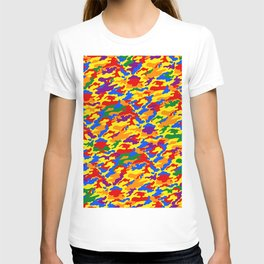 Homouflage Gay Stealth Camouflage T-shirt