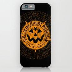 Cult of the Great Pumpkin: Alchemy Logo iPhone 6s Slim Case