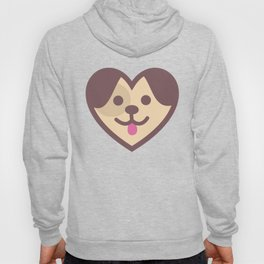 Puppy Heart Hoody