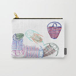 Cambrian Era Trilobites Carry-All Pouch