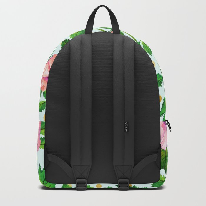 Blush Blossom #society6 #decor #buyart Backpack