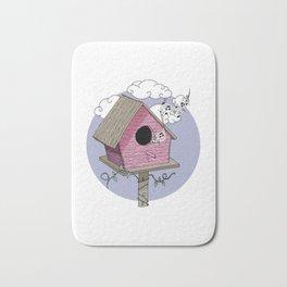Bird's house: The Singer Bath Mat