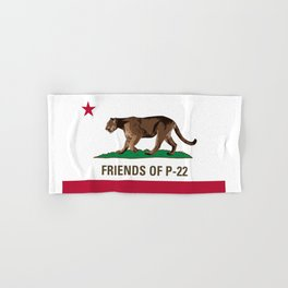 Friends of P-22 Hand & Bath Towel