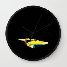 Enter-Price Wall Clock