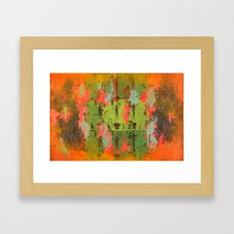 008 Framed Art Print