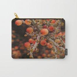 Joshua Tree Desert Mistletoe RMD Designs Carry-All Pouch