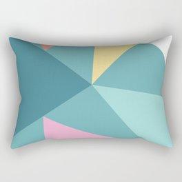 Modern Geometric 48 Rectangular Pillow