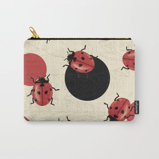 Ladybird Polka Carry-All Pouch