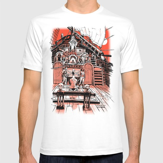 Sea of Red: Judgement T-shirt