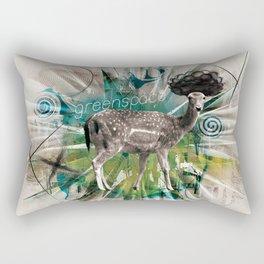 Greenspace Rectangular Pillow