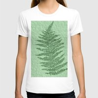 fern T-shirts featuring Fern by Mr and Mrs Quirynen