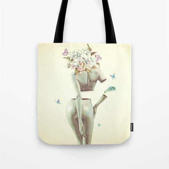 In Control Tote Bag