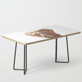 Elephant illustration Coffee Table
