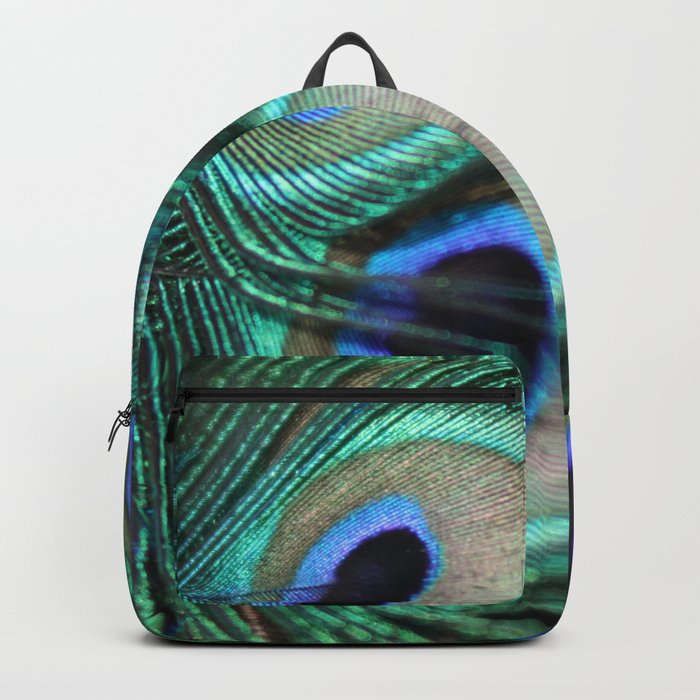 Tail of the Peacock Rucksack