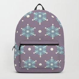 The retro snowflake III Backpack