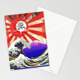 COLLAGE: Hokusai Stationery Cards