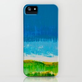 Pairie Morning iPhone Case