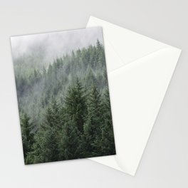 Fog Forest Stationery Cards
