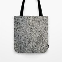 gray Tote Bags featuring GRAY by Manuel Estrela 113 Art Miami