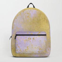Plum Shimmer Backpack