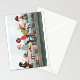 People Mover Stationery Cards