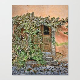 Rothenburg 16 Canvas Print
