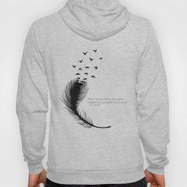 Birds of the same feathers Hoody