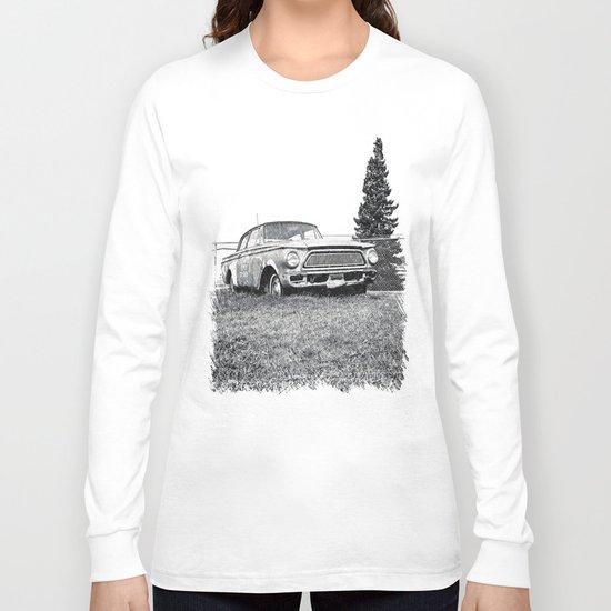 Rusty Rambler Long Sleeve T-shirt