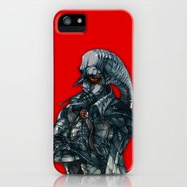 vampire lord iPhone Case