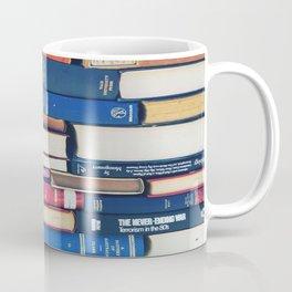 Stack of Books Coffee Mug