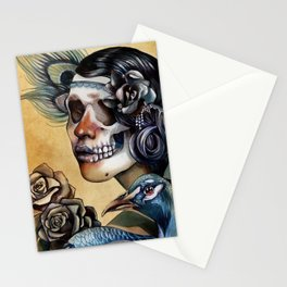 Queen of Indulgence  Stationery Cards