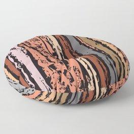 Raster 5 Floor Pillow