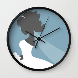 Bride's Day Wall Clock