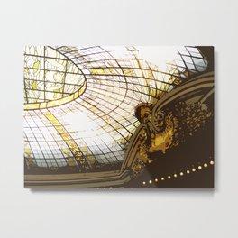 Beneath the Rotunda 2 Metal Print