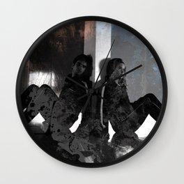 Inktober (Day 18) Wall Clock
