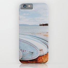 lets surf xxxii iPhone Case