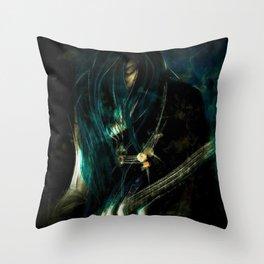 R.B.W. Throw Pillow