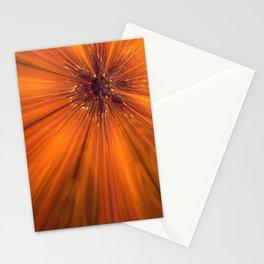 Orangeburst Stationery Cards