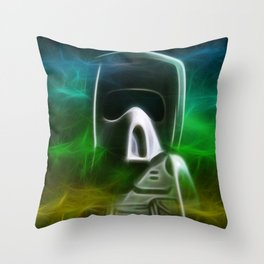 Whimsical Force Throw Pillow