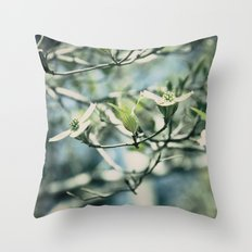 Full of Promise Throw Pillow