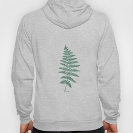 New Zealand Tree Fern Hoody