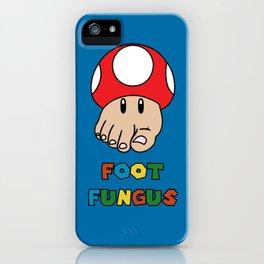 Foot Fungus iPhone Case