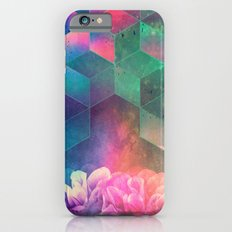 SPACE FLOWERS - for iphone Slim Case iPhone 6s
