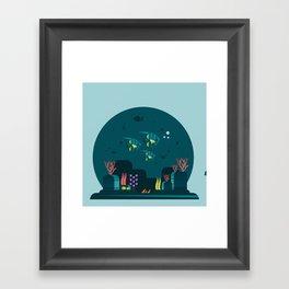 Sealife Framed Art Print