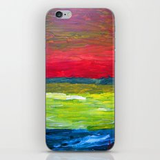 d e l i t e s a i l iPhone & iPod Skin