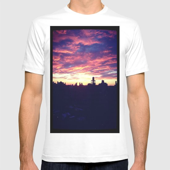 NYC Sunset T-shirt